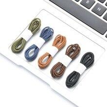 Цветная эластичная веревка/лента для дневник путешественника, 1 метр DIY эластичная лента для ноутбука traveler's, наполнитель бумаги, внутренняя бумажная лента
