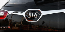 font b Accessories b font 2011 2012 2014 2015 KIA Sportager High quality chrome trunk