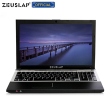 15.6inch 8G RAM 1TB HDD Intel Quad Core Windows 7/10 System Notebook for school,