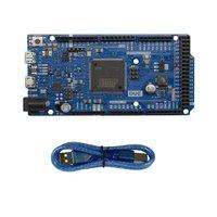 DUE R3 Board SAM3X8E 32 Bit ARM Cortex M3 Control Module For Arduino W USB Free