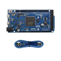 DUE R3 Board SAM3X8E 32 Bit ARM Cortex M3 Control Module For Arduino W USB Free