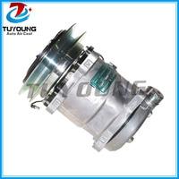 Accesorios para coche para excavadora SD5H14 1110-148 12V  compresor de aire acondicionado Universal para automóvil