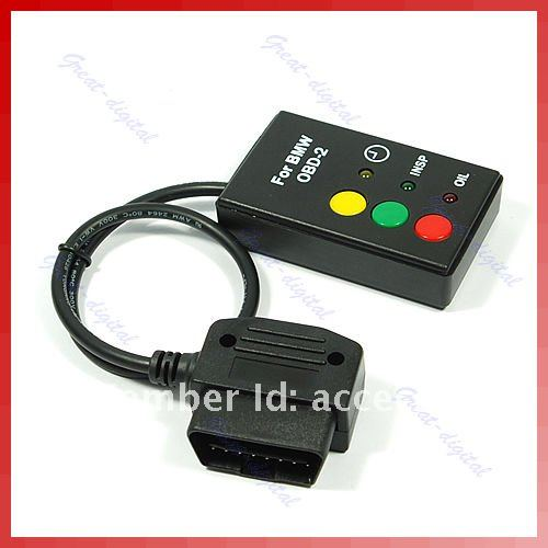 все цены на  OBD2 OBDII Oil Service Inspection Reset Tool For BMW E46 E39 X5 Z4 wholesale /retail  в интернете
