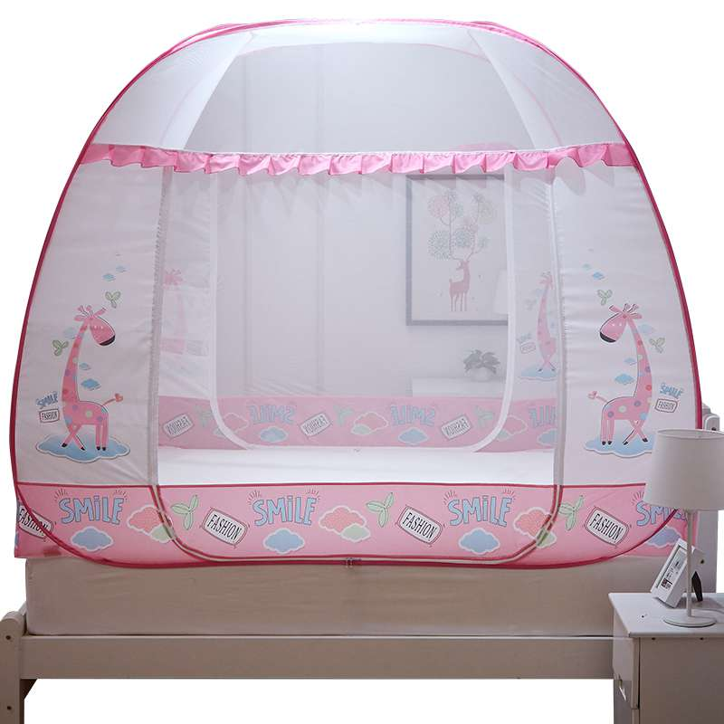 Folding Mosquito Net For Room Insect Mosquito Mesh Bed Netting For Children Kids Folding Bed Tent Mosquito Net For Double Bed