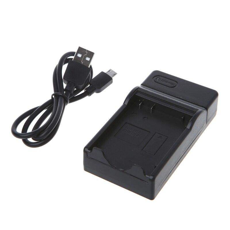 Battery Charger For EN-EL14 Coolpix P7000 P7100 D3100 D3200 D5100 D5200