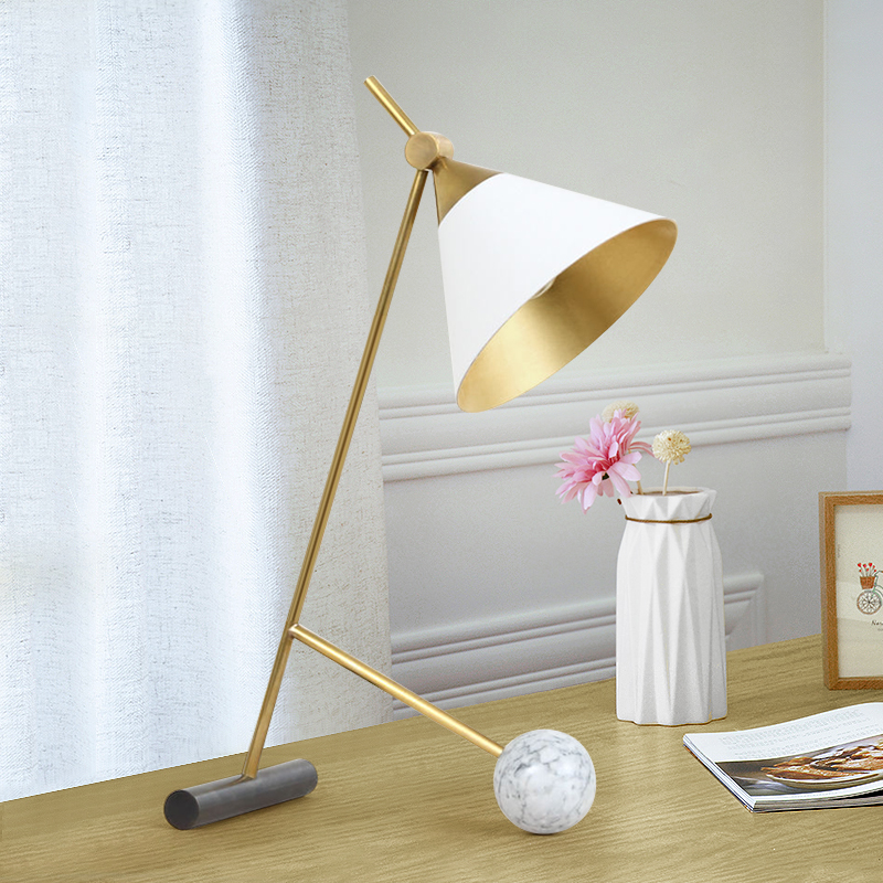 Us 109 48 45 Off Desinger S Lamp Brand Modern Table Lamp For Living Room Contemporary Desk Lamp Bedside Lamp Lampara De Mesa In Table Lamps From