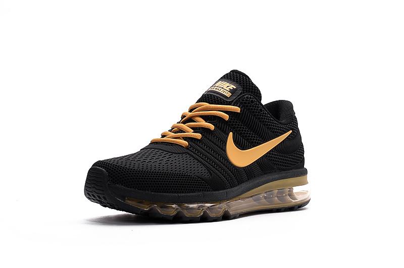 meet 6d757 8ebbe Hot Sale NIKE Air MAX 2017 Nike Running shoes full palm nano Disu  technology Sports Men shoes hot Sneakers 40-46