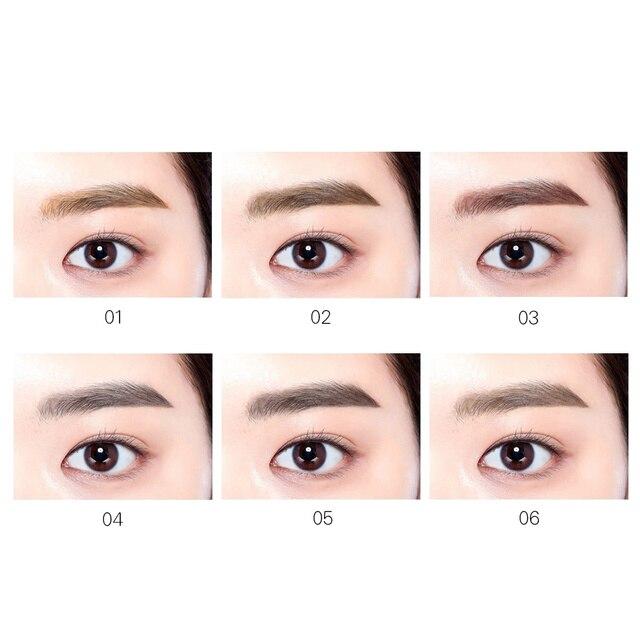 BONNIE CHOICE Microblanding Tattoo Eyebrows Pencil Waterproof Natural Eye Brow Long Lasting 4 Head Fine Sketch Enhancer Makeup 4