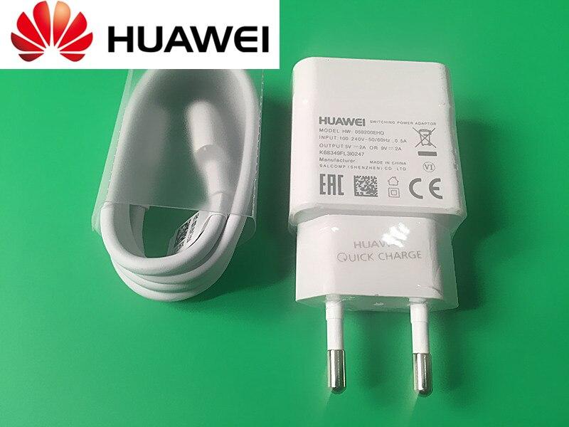 Оригинал 5 v/9 v 2a qc 2.0 usb wall быстрый быстрое зарядное устройство адаптер с type-c кабель для huawei p9/p9 plus <font><b>lg</b></font> <font><b>g5</b></font> google nexus 5&#215;6 P