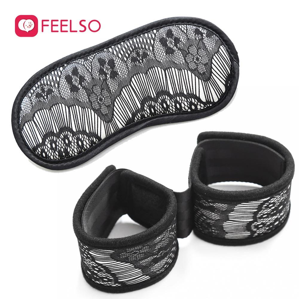 Sex Products Toys For Couples Goggles Lace Toys Adult Games BDSM Bandage Eye Mask Hot Glasses Eye Patch Eyeshade Fancy Dress ZL