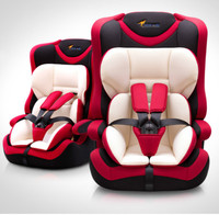 Free Shipping Durable Portable Natural Environmental With Mouting Interface Baby Car Seat Chair