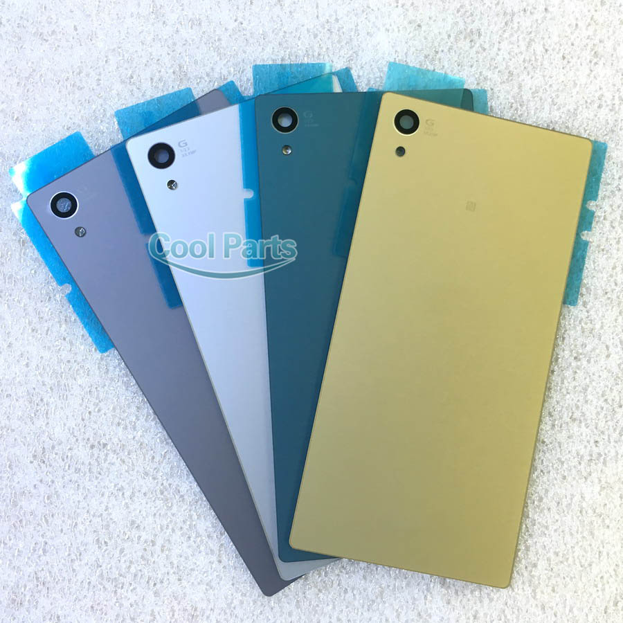 You Kit Original New Back Glass Rear Cover For Sony Xperia Z5 5 2inch E6603 Battery