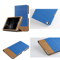 SD Hot Stitching Color Flip PU Leather Book Stand Cover Case For Huawei Mediapad T2 7