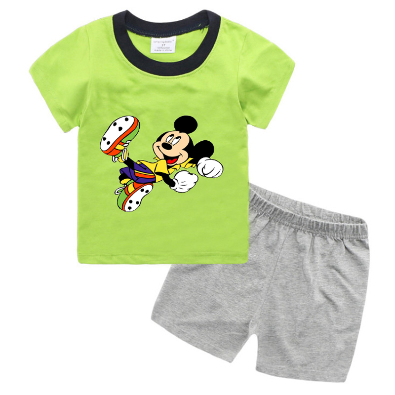 1 6 years Kids Clothes Brand Boys Clothes Cotton Summer