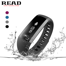 READ R5max Smart wrist Band Heart rate Blood Pressure Oxygen Oximeter Sport Bracelet Watch intelligent For iOS Android Smartband