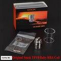 Original smok tfv8 bebê rba rba bobina e v8 tubo de vidro & anéis de vedação exclusivo apto para tfv8 tanque do bebê