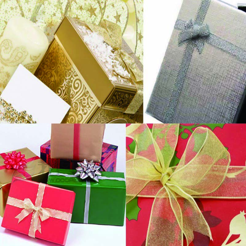 DIY 10mm//15mm//20mm//25mm//40mm//50mm Glitter Bow Ribbon Onions Belt Gift Decoration