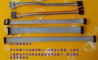 новый 1 компл. компании xilinx платформа кабель USB для загрузки через JTAG программер для плис cpld при с - мод xc2c64a