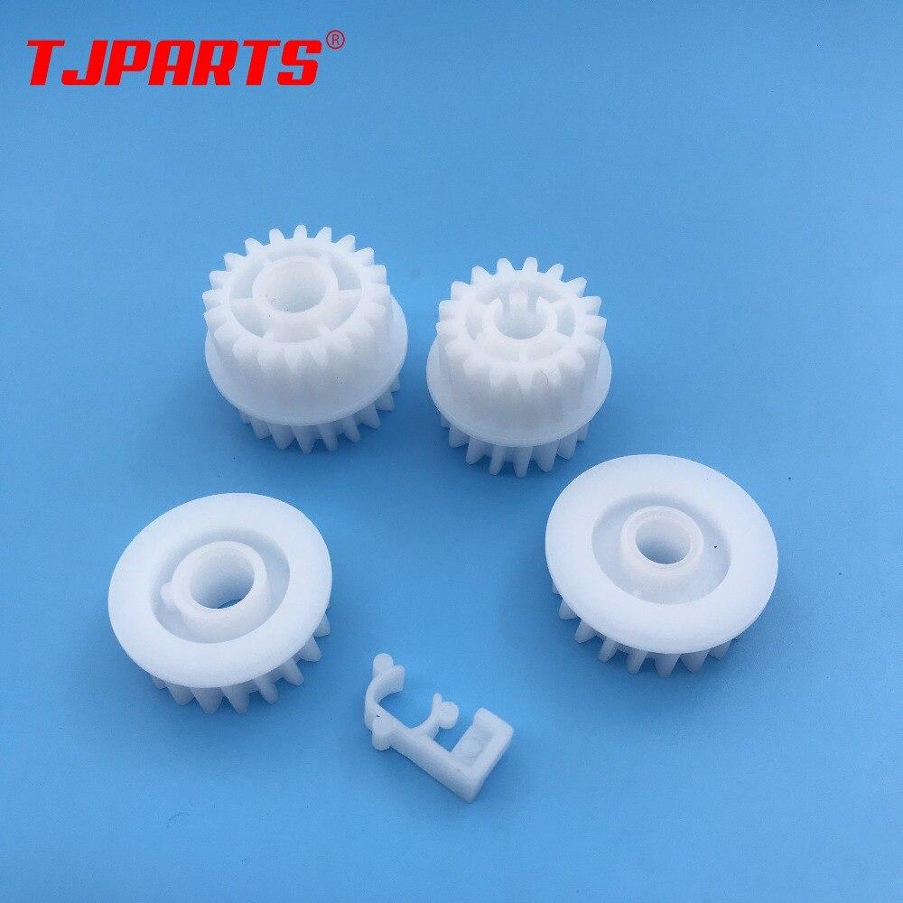Printer Parts CB414-67923 RU5-0956-000 RU5-0957-000 RU5-0958-000 RU5-0959-000 Fuser Drive Gear Wheel Set Gear Kit for HP P3005 M3027 M3035