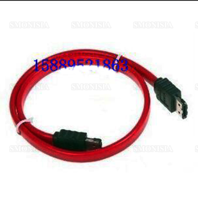 10pcs- 500pcs Esata-esata Data Cable Red Hard Disk Box With Shield 2m Wire бюстгальтер patti patterns белый 80c ru