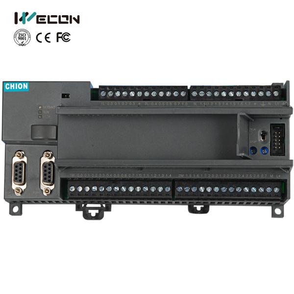 Wecon CNS7 40 I/O relé plc (controlador lógico programável) para a marca hmi