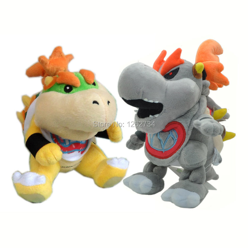 Bowser Jr Plush | www.imgkid.com - The Image Kid Has It!