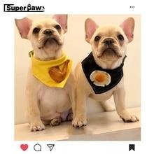 Tide Brand Adjustable 3D Neck Scarf Tie Bowtie Necktie Bandana Collar Neckerchief for Dogs Puppy Pet Dog Cat Cats Leading GZL02