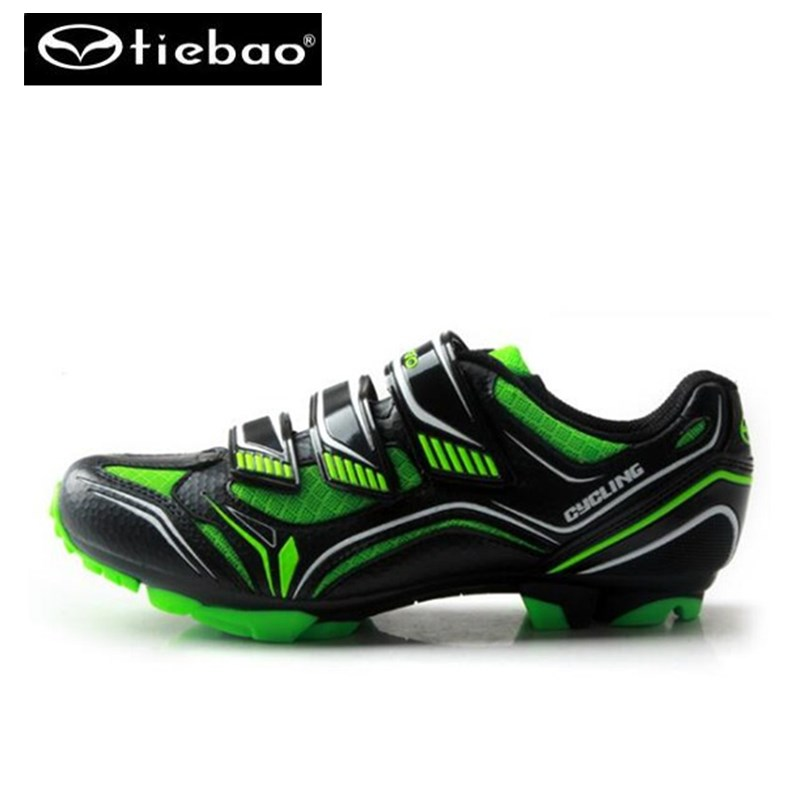 цена на Tiebao sapatilha ciclismo mtb cycling sapato ciclismo mtb sneakers Cycling Shoes mountain bike SPD chaussure vtt Mens PU MTB