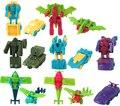 1 PC Crianças Clássico de Transformação Robô Carros Brinquedos Para Crianças Figuras de Ação & Toy