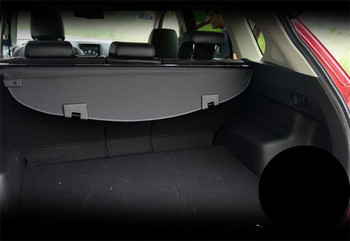 In lega di alluminio + Tessuto Posteriore del Tronco Security Shield Cargo Cover Per Mazda CX5 CX-5 2012.2013.2014.2015.2016.2017