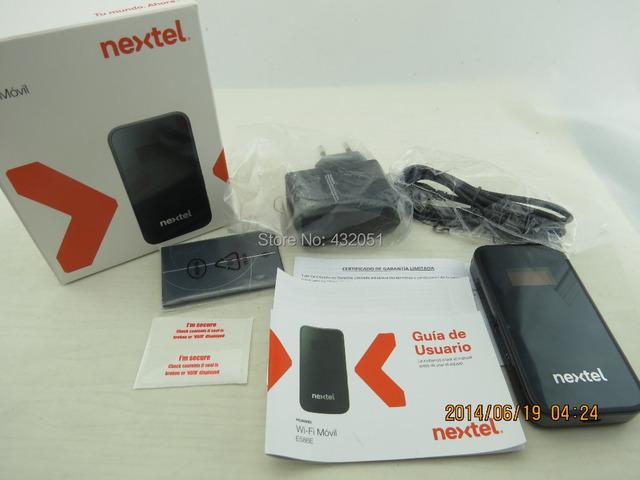 Desbloqueado Huawei E586E 3 G Router sem fio 21.6 mbps HSDPA móvel WIFI PK E586