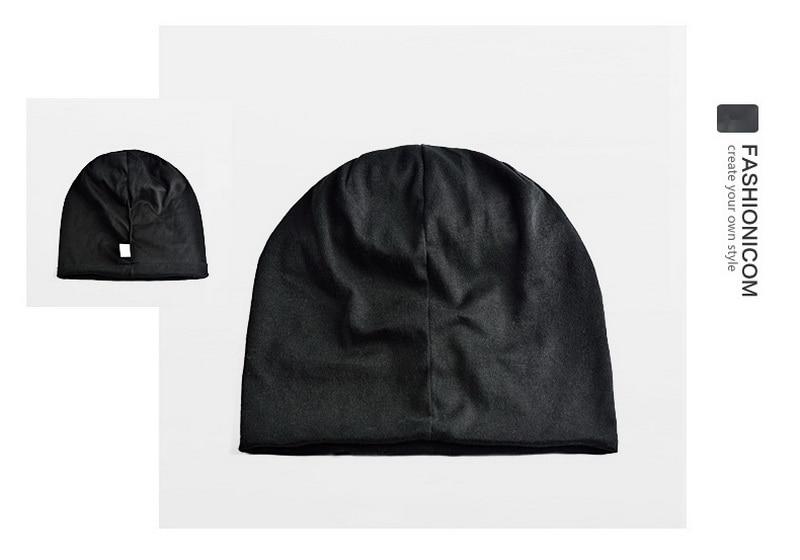 Skullies Beanies Cap hat-02