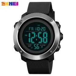 SKMEI Sport Watch Men Waterproof LED Digital Watches Men Luxury Brand Relogio Masculino Montre Homme Male Clock Men's Wristwatch