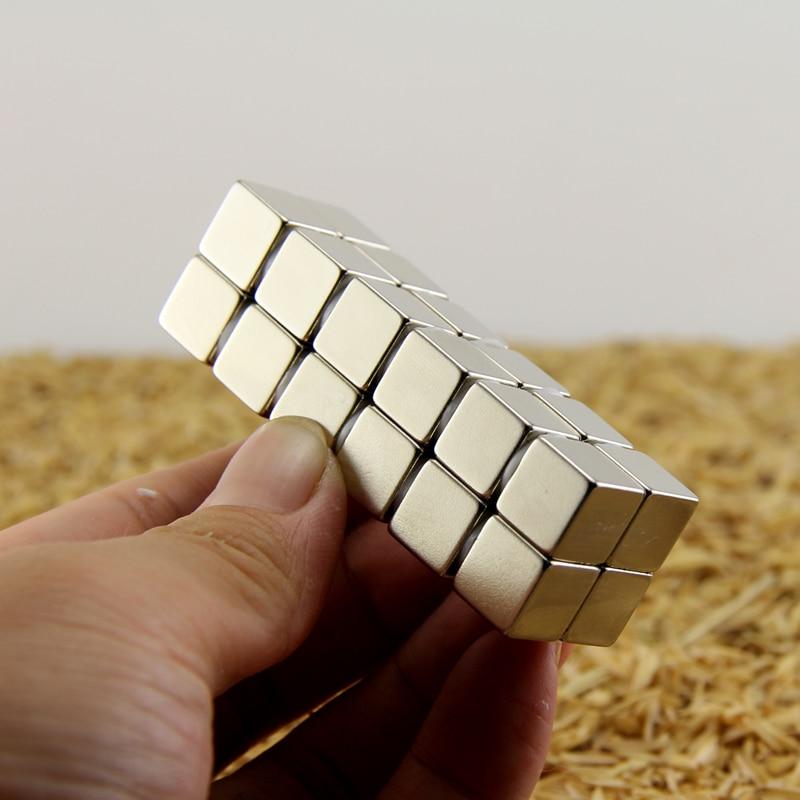 10pcs 10x10x10mm rare earth neodymium magnet block 10mmx10mmx10mm cube Strong magnets strong magnets 10x10x10mm rare earth neodymium magnet 8pcs
