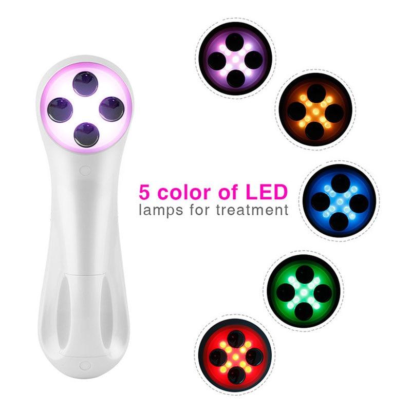 6 Colors LED USB Rechargeabl