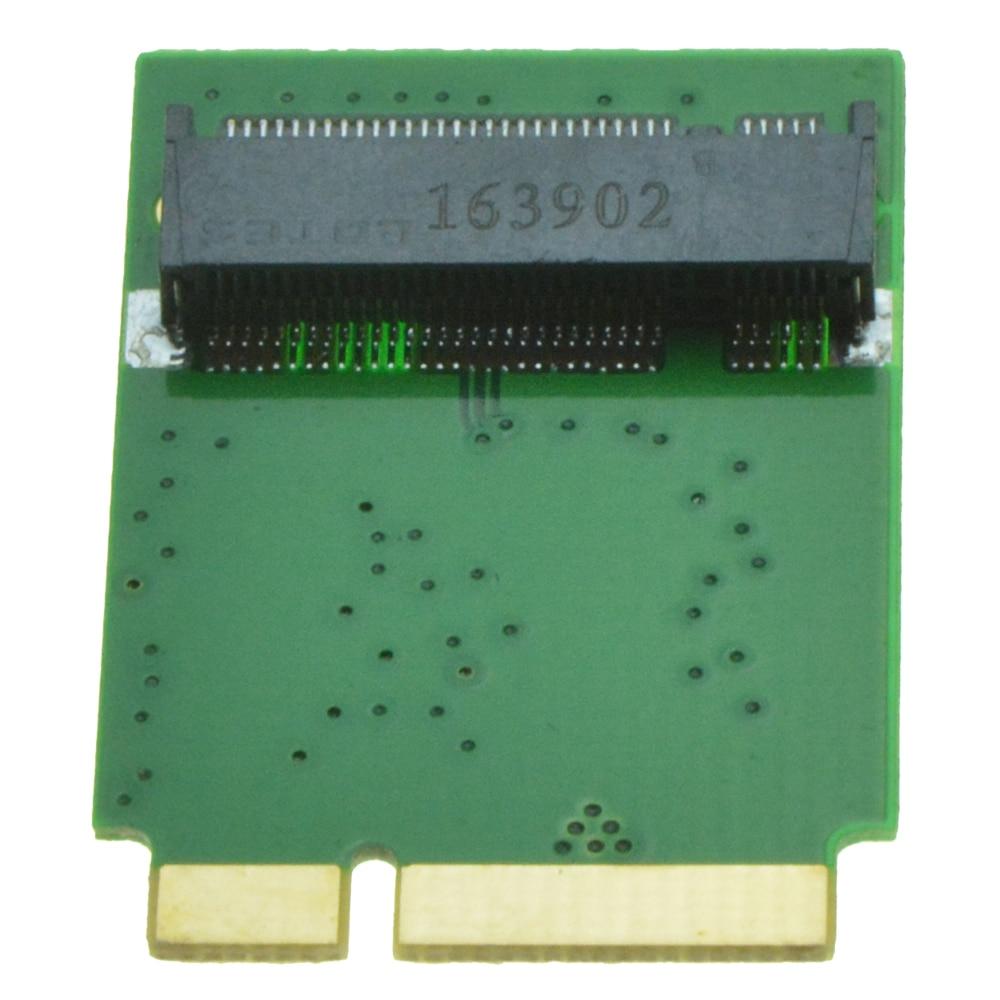 B key M.2 SATA SSD Adapter as SSD for 2012 MACBOOK Air  A1465 A1466 B+M Key NGFF for Samsung 850 EVO PM871 3
