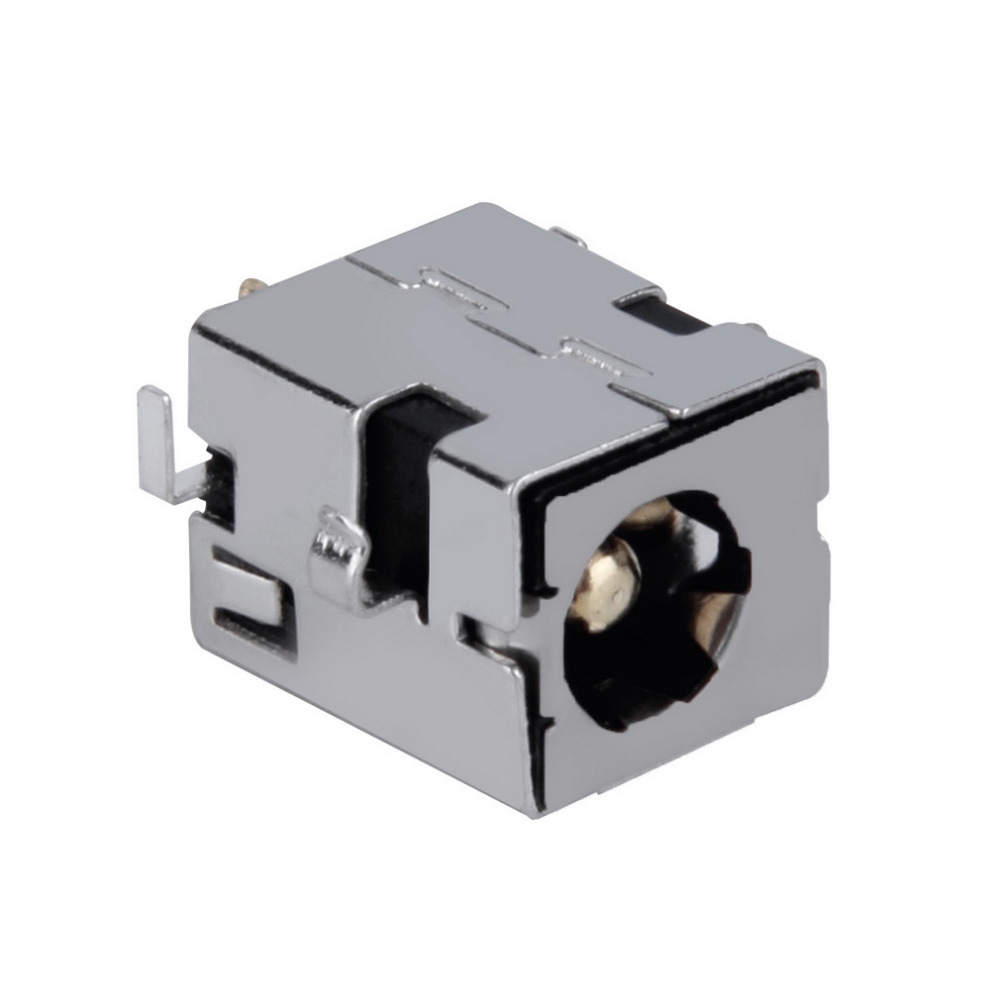 1pc DC Power Jack Socket Plug Connector Port For ASUS K53E K53S Mother Board Brand New 100% new 1 3mm pin dc power jack socket for tablet pc power jack connector