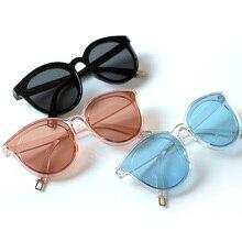 Легенда о море синий Новый Солнцезащитные очки для женщин хан издание женщины Солнцезащитные очки для женщин модные большие очки ретро Винтаж Солнцезащитные очки для женщин