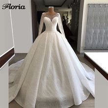 Floria Vestido De Noiva Wedding Dresses 2019 Bridal Gowns