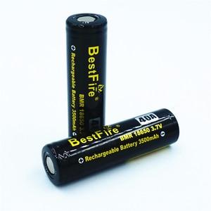 Image 5 - 4pcs Bestfire18650 Rechargeable Battery 3.7V 3500mAh 40A for SMOK X Priv Alien AL85 Majesty Vape Mod Kit VS ICR18650 VTC6 B014