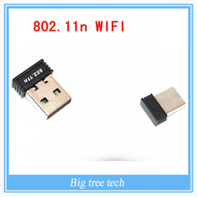 Raspberry pi 3 150Mbps USB Wireless Adapter WiFi 802.11n 150M Network Lan Card for PC Laptop FOR Raspberry pi(China (Mainland))