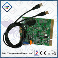 The Second Generation PS3 Jamma PCB Arcade Controller Timer Board for 2015
