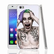 13764 Jared Leto Joker Cover phone Case for sony xperia z2 z3 z4 z5 mini plus aqua M4 M5 E4 E5 C4 C5