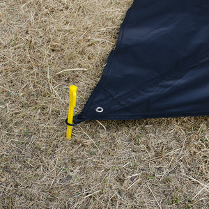 Image 5 - Waterproof hammock tarp rain fly 11*10 feet outdoor camping tent sun shelter for camping hammock outdoor furniture Acehmks