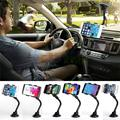 100 PCS Car Mount,Long Arm Universal Windshield Dashboard Cell Phone Car Holder with Strong Suction Cup and X Clamp forcellphone