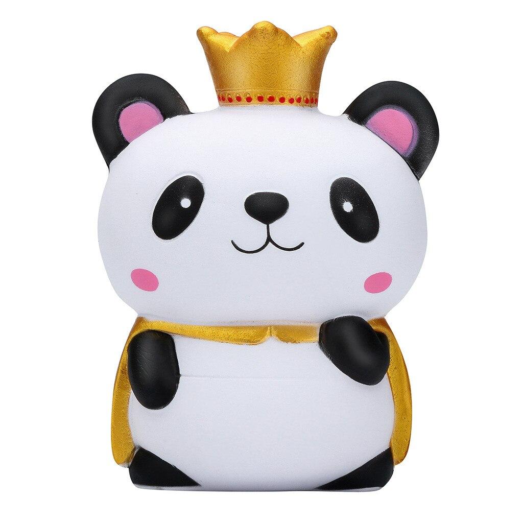 Squishies Galaxy Panda Fruit Geurende Squeeze Stress Relief Speelgoed Verzamelen Pasen Gift Squishy Langzaam Stijgende Squeeze Speelgoed Z04 Top Watermeloenen