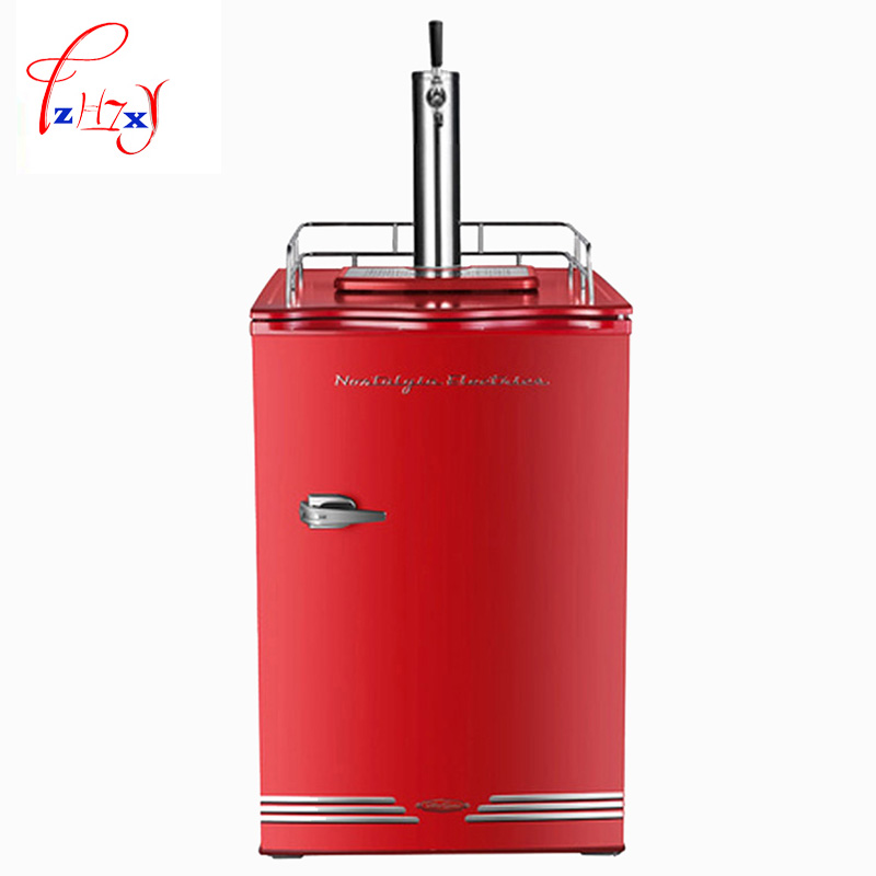 Commercial restaurant bar Beer Machine 210L Ice Core Beverage Dispenseice beer Drink Machine dispenser beer machine KEG8000 t handle vending machine pop up tubular cylinder lock w 3 keys vendo vending machine lock serving coffee drink and so on