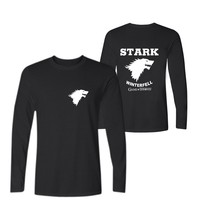 Game Of Thrones Tumblr Tee Shirt Men Women House Stark Winter Is Coming Printed Funny T