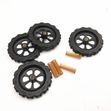 Leveling Nut and Springs 4 Pcs Kit for Creality CR-10 / Tornado