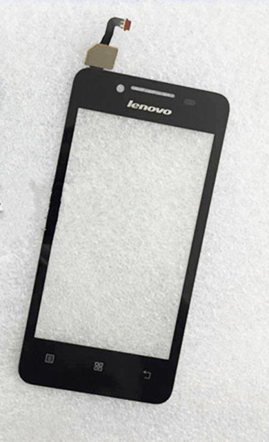 For Lenovo A319 Touch Screen Digitizer Original LCD Touch Panel Glass Lens Screen Digitizer Free Shipping +Valid tracking number